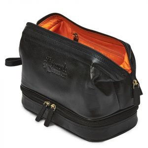 Triumph & Disaster Frank The Dopp Toiletries Bag Black