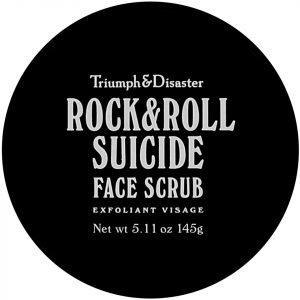Triumph & Disaster Rock & Roll Suicide Face Scrub 145 G
