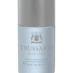 Trussardi Blue Land Deo Stick Alcohol Free Deodorantti 75 ml