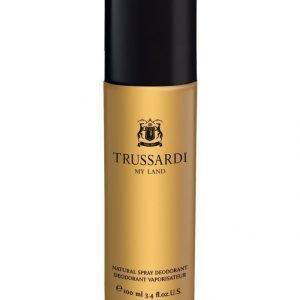 Trussardi My Land Deodorant Spray Suihkedeodorantti Miehelle 100 ml