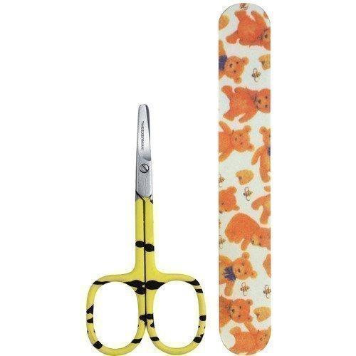 Tweezerman Baby Nail Scissors With File