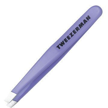 Tweezerman Mini Slant Tweezer Lovely Lavendar