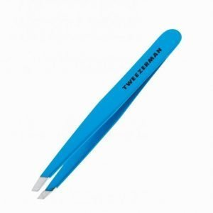 Tweezerman Slant Tweezer Pinsetit Blue