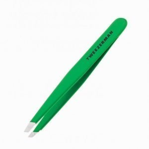 Tweezerman Slant Tweezer Pinsetit Green Apple Tart