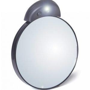 Tweezerman Tweezermate 10x Lighted Mirror Peili