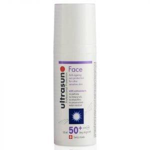 Ultrasun 50+ Spf Face 50 Ml