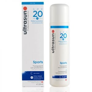 Ultrasun Spf 20 Sports Gel 200 Ml