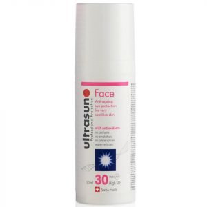 Ultrasun Spf 30 Face Sun Lotion 50 Ml