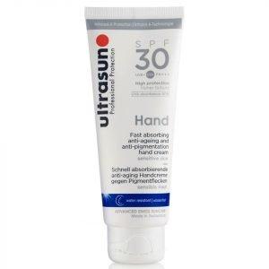 Ultrasun Spf30 Anti-Pigmentation Hand Cream 75 Ml