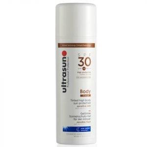 Ultrasun Spf30 Tinted Body Sun Protection 150 Ml