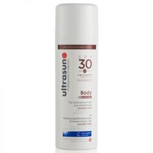 Ultrasun Tan Activator For Body Spf30 150 Ml