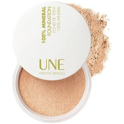 Une 100% Mineral Foundation M07