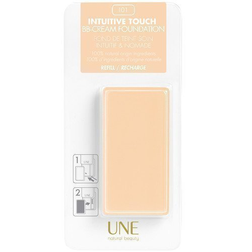 Une Intuitive Touch BB Cream Foundation Refill I08