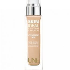 Une Skin Ideal Foundation 30 Ml Meikkivoide