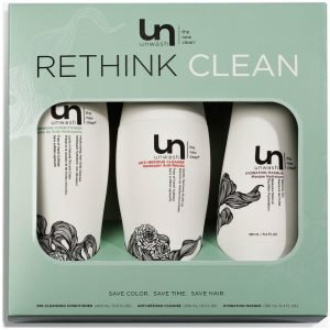 Unwash Rethink Clean Kit 3 Products