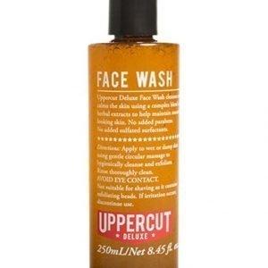 Uppercut Deluxe Face Wash Scrub Kuoriva Puhdistusaine 250 ml