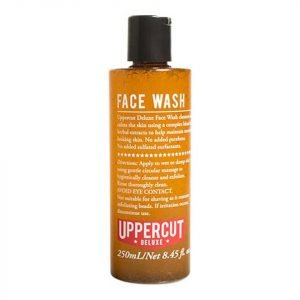 Uppercut Deluxe Men's Face Wash 250 Ml
