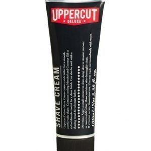Uppercut Deluxe Shaving Cream Eucalyptus & Coconut Partavaahto 100 ml