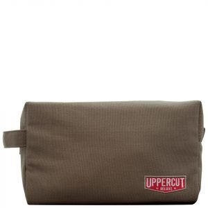 Uppercut Deluxe Wash Bag Army Green