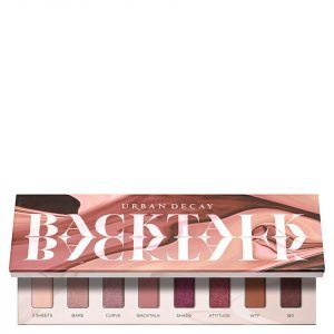 Urban Decay Eye Shadow Palette Backtalk