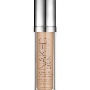 Urban Decay Naked Skin Weightless Ultra Definition Liquid Makeup Meikkivoide 30 ml