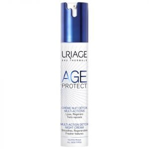 Uriage Age Protect Multi-Action Detox Night Cream 40 Ml