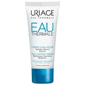 Uriage Eau Thermale Rich Water Cream 40 Ml