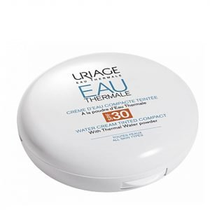 Uriage Eau Thermale Water Cream Tinted Compact Spf30 10 G