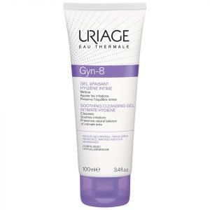 Uriage Gyn-Phy Intimate Hygiene Soothing Cleansing Gel 100 Ml