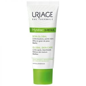 Uriage Hyséac 3-Régul Global Skin Care Moisturiser 40 Ml