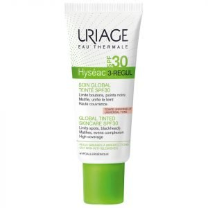 Uriage Hyséac 3-Régul Global Tinted Skincare Spf30 40 Ml