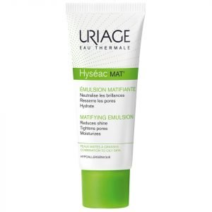 Uriage Hyséac Moisturising And Mattifying Pore Refiner Emulsion 40 Ml