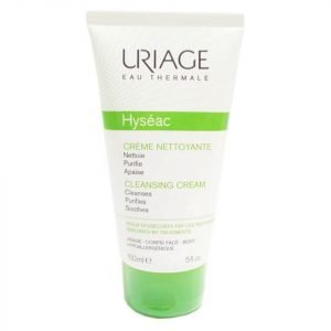 Uriage Hyséac Rinse-Off Cleansing Cream 150 Ml