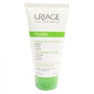 Uriage Hyséac Rinse-Off Cleansing Cream 150 Ml