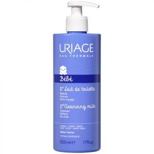 Uriage Lait De Toilette Gentle Cleansing Milk 500 Ml