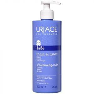 Uriage Lait De Toilette Gentle Cleansing Milk 500 Ml