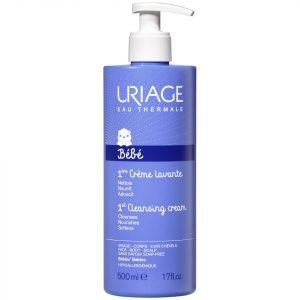 Uriage Soap Free Cleansing Cream For Face