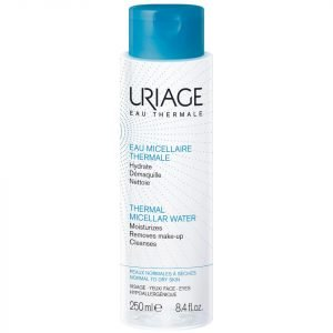 Uriage Thermal Micellar Water For Normal To Dry Skin 250 Ml