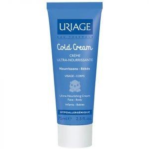 Uriage Ultra-Nourishing Cold Cream 75 Ml