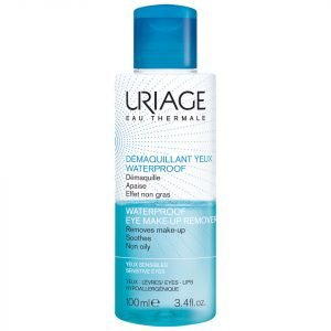 Uriage Waterproof Eye Makeup Remover 100 Ml