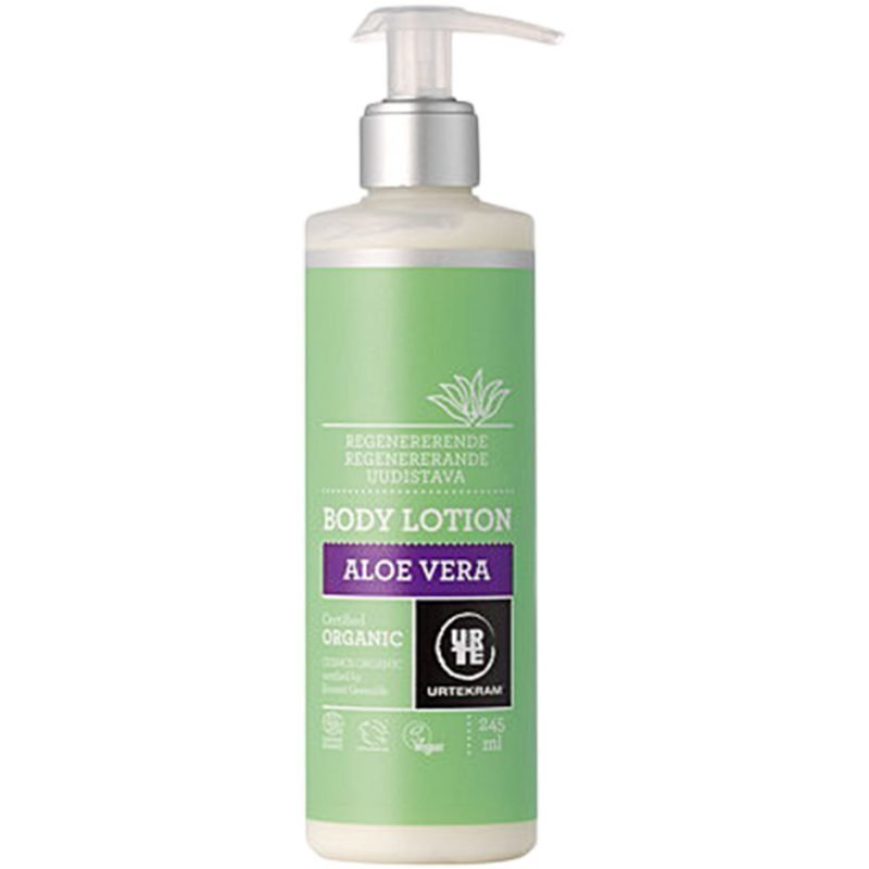 Urtekram Aloe Vera Body Lotion 245ml