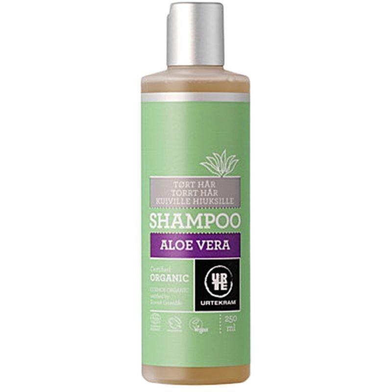 Urtekram Aloe Vera Shampoo (Dry Hair) 250ml