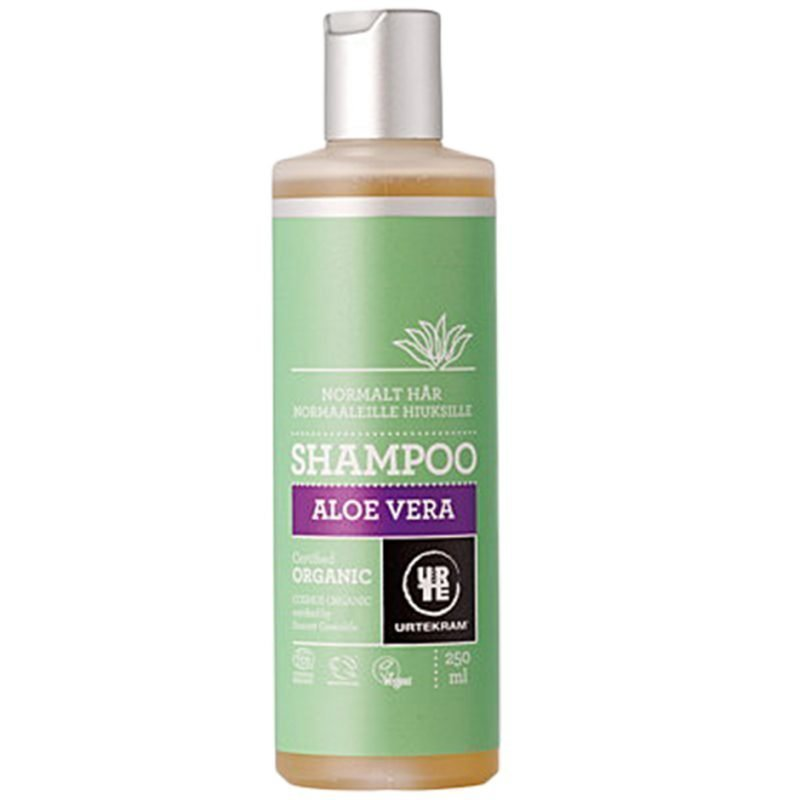 Urtekram Aloe Vera Shampoo (Normal Hair) 250ml