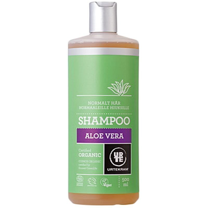 Urtekram Aloe Vera Shampoo (Normal Hair) 500ml