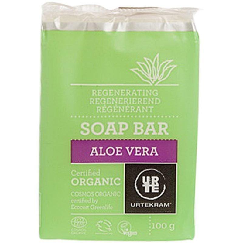Urtekram Aloe Vera Soap Bar 100g