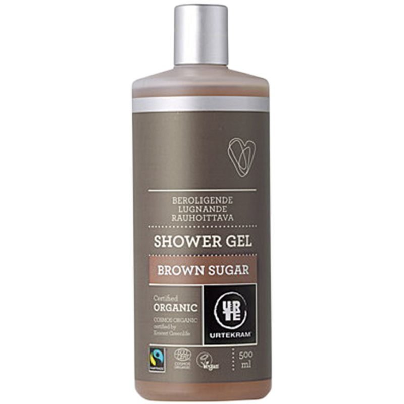 Urtekram Brown Sugar Shower Gel 500ml