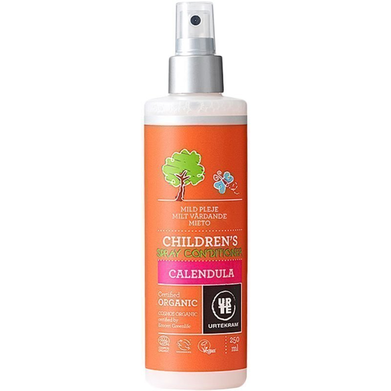 Urtekram Calendula Children Spray Conditioner 250ml