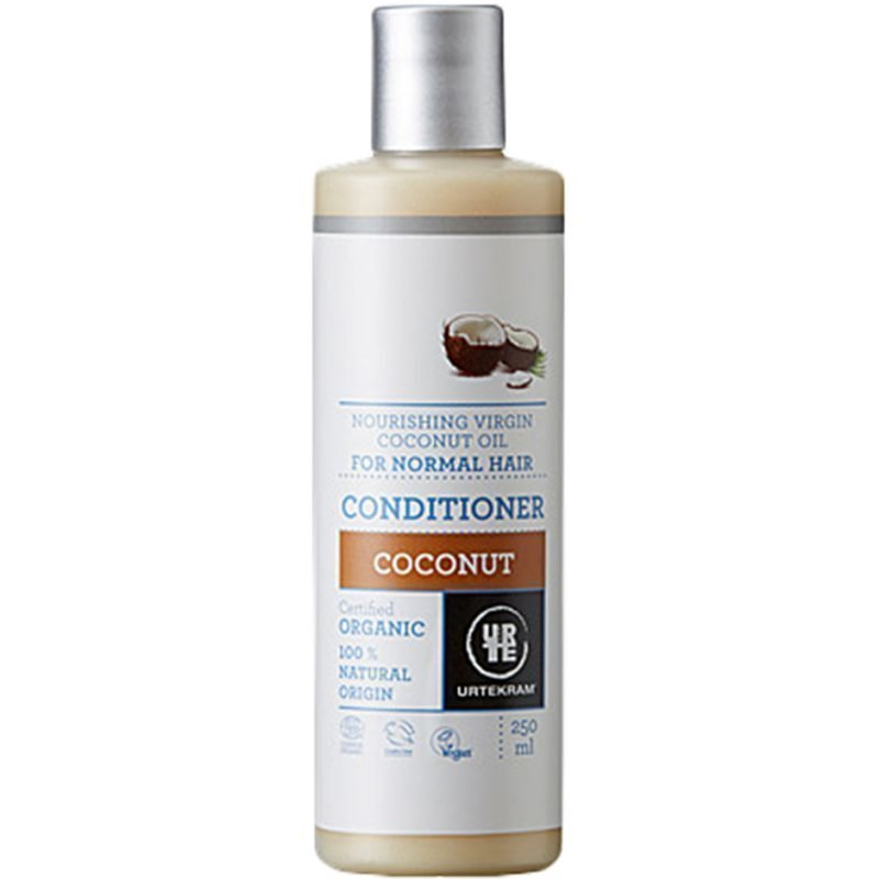 Urtekram Coconut Conditioner (Normal Hair) 250ml