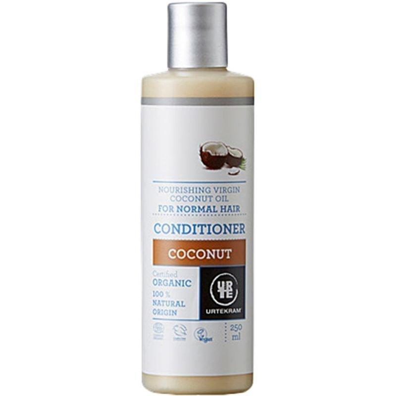 Urtekram Coconut Conditioner (Normal Hair) 250ml