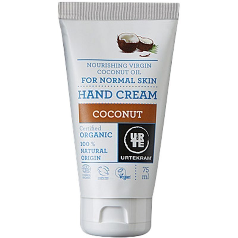 Urtekram Coconut Hand Cream 75ml